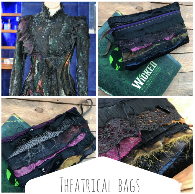 Theatrical bags