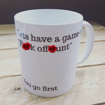 F*ck off  Mug