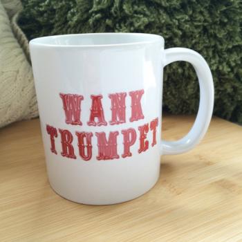 W*nk trumpet  Mug