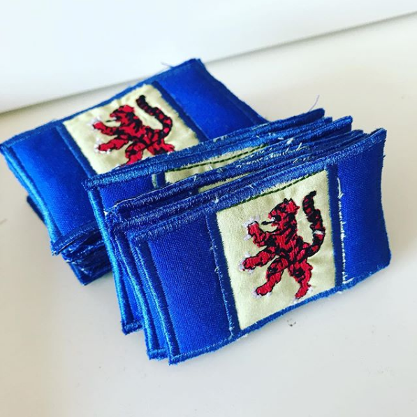 CUSTOM PATCHES FOR JAMES