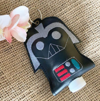 Darth Vadar Star Wars hand  sanitiser holder