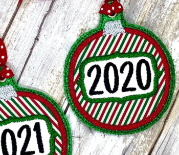 2020 Christmas decoration