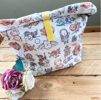 Labyrinth eco lunch bag