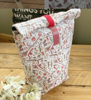 Wizarding eco lunch bag