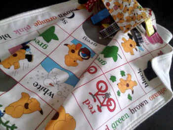 Spot the dog  baby cot blanket + free taggy blanket