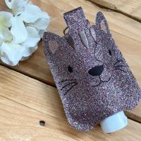 Cute Kitty  hand  sanitiser holder