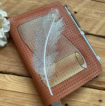 Hamilton A6 notebook cover
