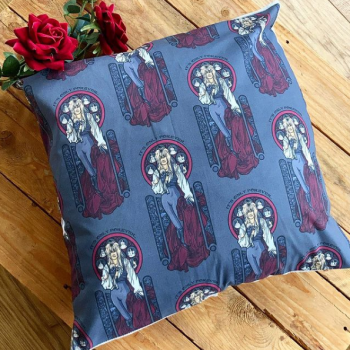 Jareth Labyrinth  cushion