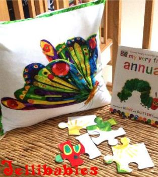 The very hungry caterpillar  encore  floor cushion COVER only 22""