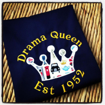Personalised adult apron ANY design and text