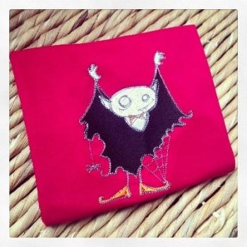 Halloween vampire children's T shirt