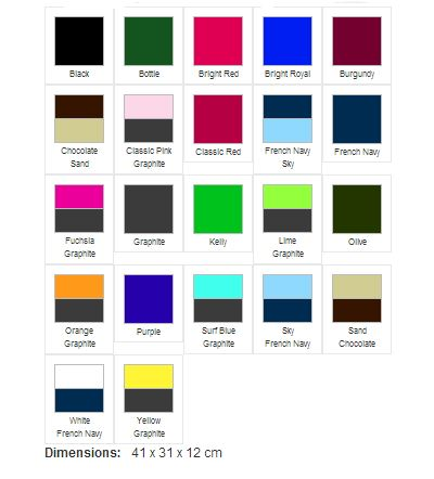 messenger bag colours