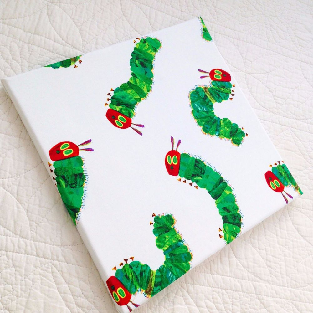 The very hungry caterpillar children's canvas picture 5