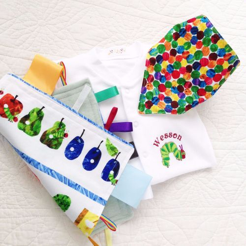 The very hungry caterpillar new baby gift set