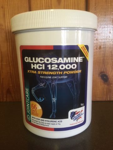 GLUCOSAMINE HCI 12,000 1kg