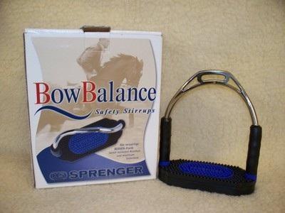 Bow Balance Stirrup Irons