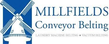 Millfieldsbelting, site logo.