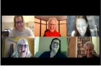 Laughter Yoga Online Thursday 7th May 8.05 -9.05 pm