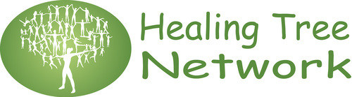 The Healing Tree Network, site logo.