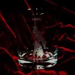 hms seahawk ships badge
