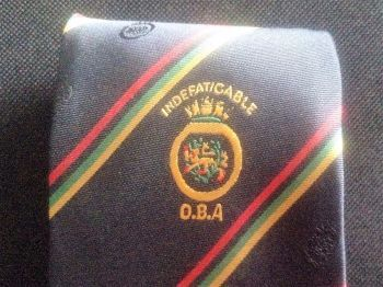 Indefatigable Old Boys Association Tie collect