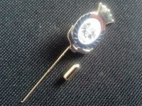 Indefatigable Old Boys Association 150 years long pin lapel badge collect