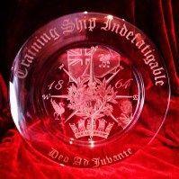 Indefatigable Glass
