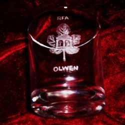 rfa olwen ships badge