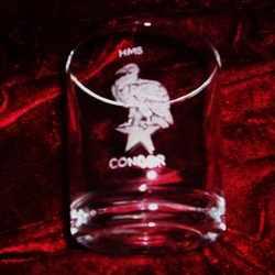 hms condor ships badge