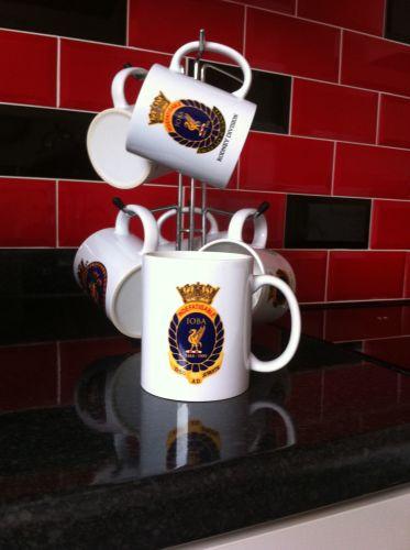 inde mug ioba badge