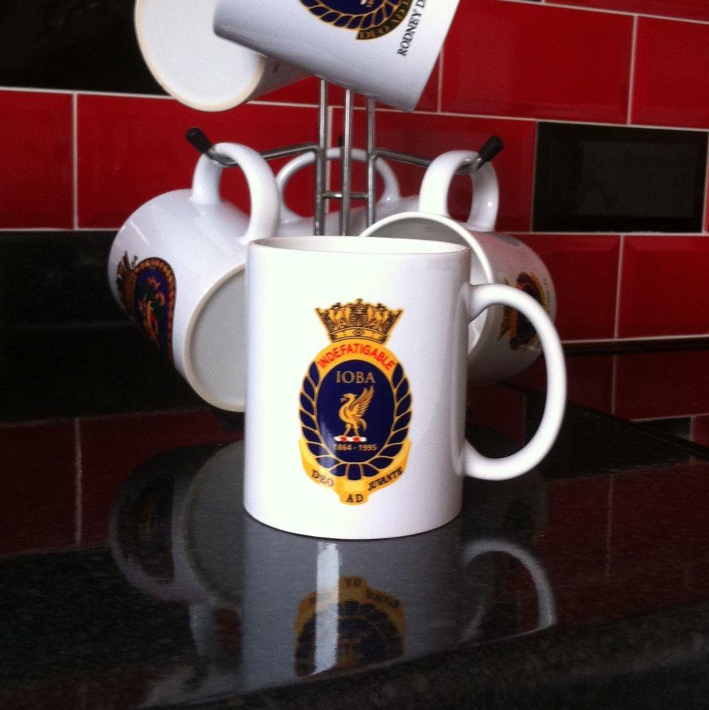 Mug B Indefatigable old boys association Reunion collection