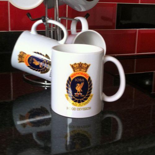 Mug D Indefatigable old boys association divisional mug Reunion collection