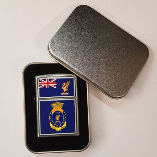 Indefatigable Old Boys Association collectors lighter collected