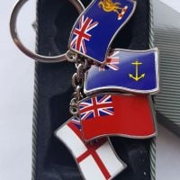 Flags, Ensigns and pennants