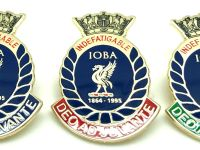 ioba Divisional Badges DRAKE