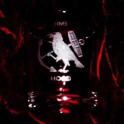 hms hood ships badge