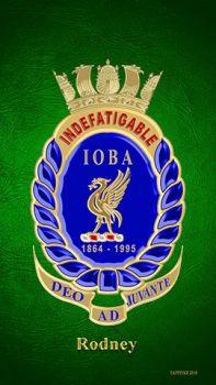 IOBA Rodney Wallpaper