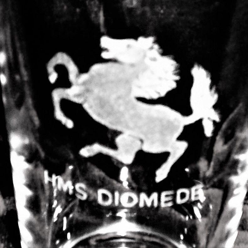 HMS Diomede