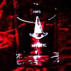 hms mystic ships badge