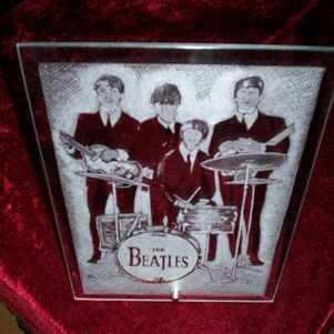 plaque beatles