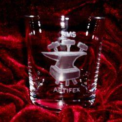 hms artifex ships badge