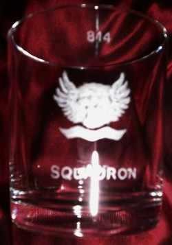 814 squadron badge