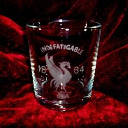 indefatigable old boys mixer glass