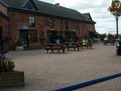 DENBY POTTERY VISITOR CENTRE 1