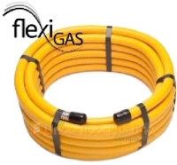 Flexigas 28mm x 75mtr Coil