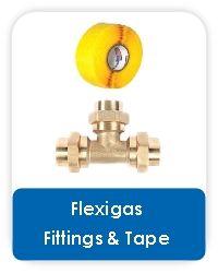 Flexigas Fittings & Tape