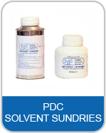 PDC Solvent Sundries