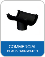 6A Commercial Black Rainwater