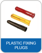 Plastic Fixing Plugs