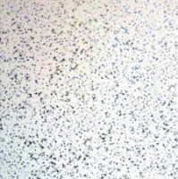 White Sparkle 5mm Decorative Cladding